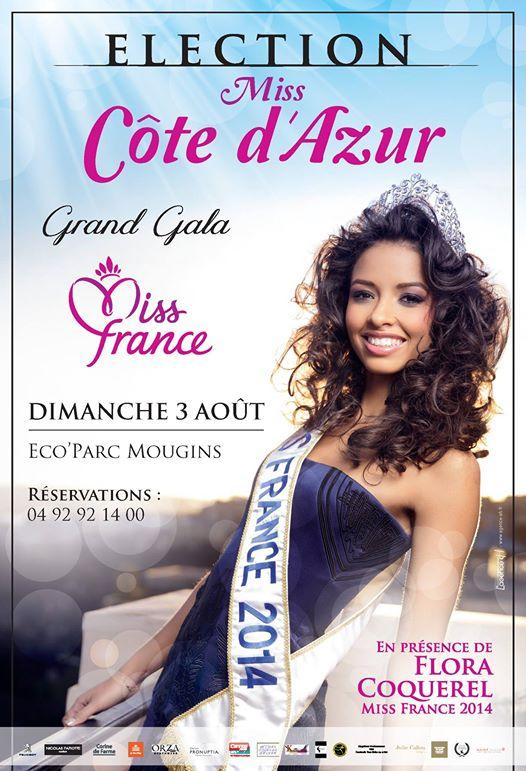 MISS CÔTE D'AZUR - ETAPE CRUCIALE AVANT LE TITRE DE MISS FRANCE
