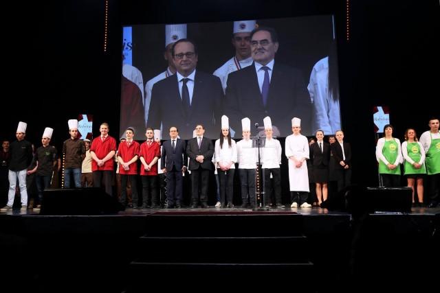 CÉRÉMONIE DES RABELAIS DES JEUNES TALENTS 2015
