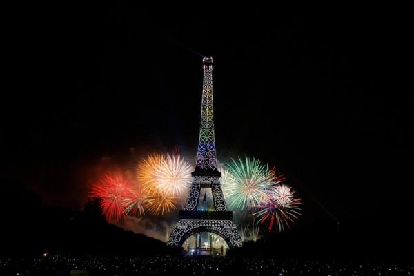PARIS - FÊTE NATIONALE DU 14 JUILLET 2015