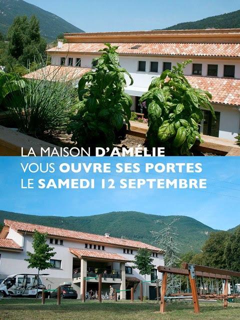 LA MAISON D'AMELIE JOURNEE PORTES OUVERTES