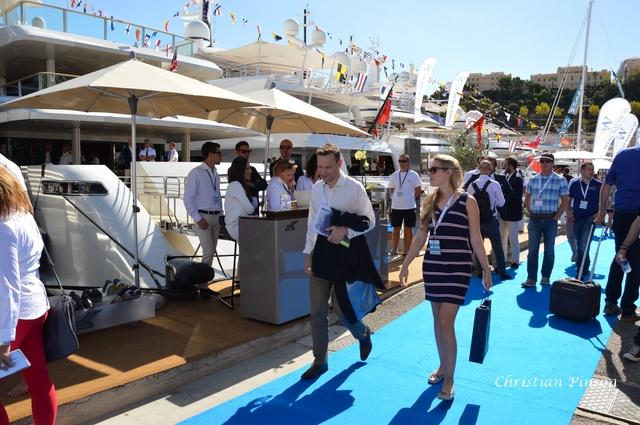 Monaco yacht show 2015 le luxe s invite sorties m dia - Salon du yacht monaco ...