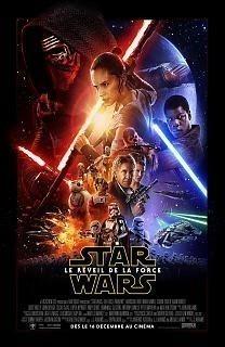 STARS WARS - LE REVEIL DE LA FORCE