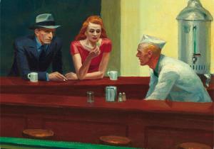 Hopper © Art Institute of Chicago
