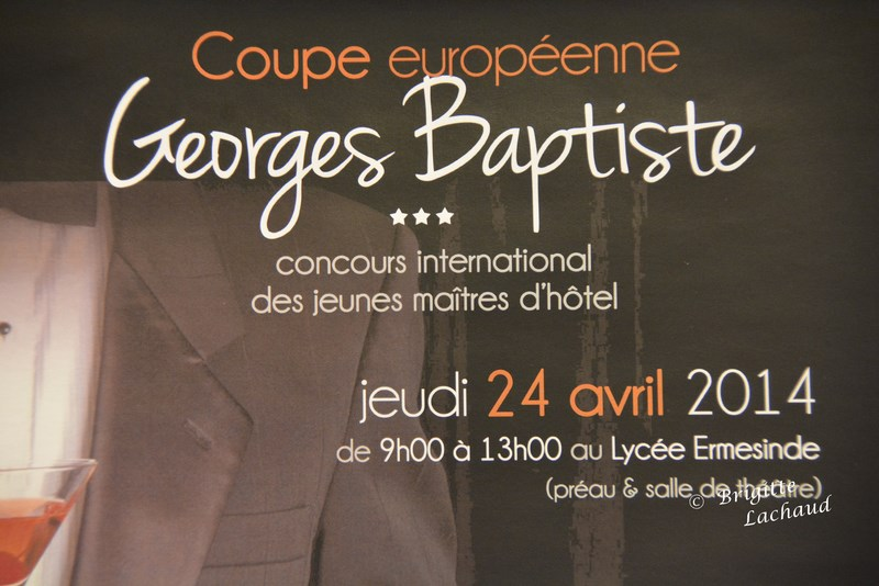LUXEMBOURG – FINALE COUPE EUROPEENNE GEORGES BAPTISTE  2014