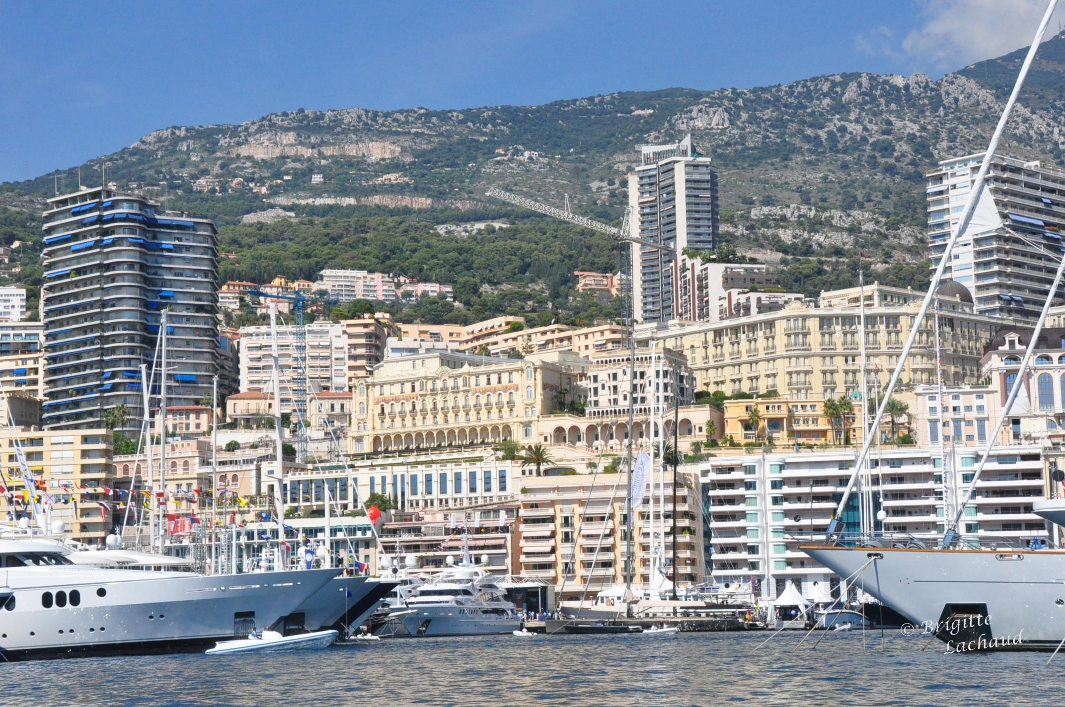 Monaco yacht show 10 BL 456