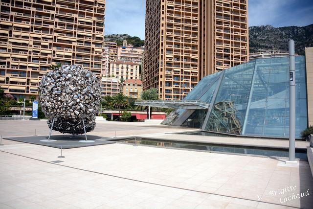 MONACO – ARTSLOVERS – EXPOSITION DE FRANCOIS PINAULT AU GRIMALDI FORUM