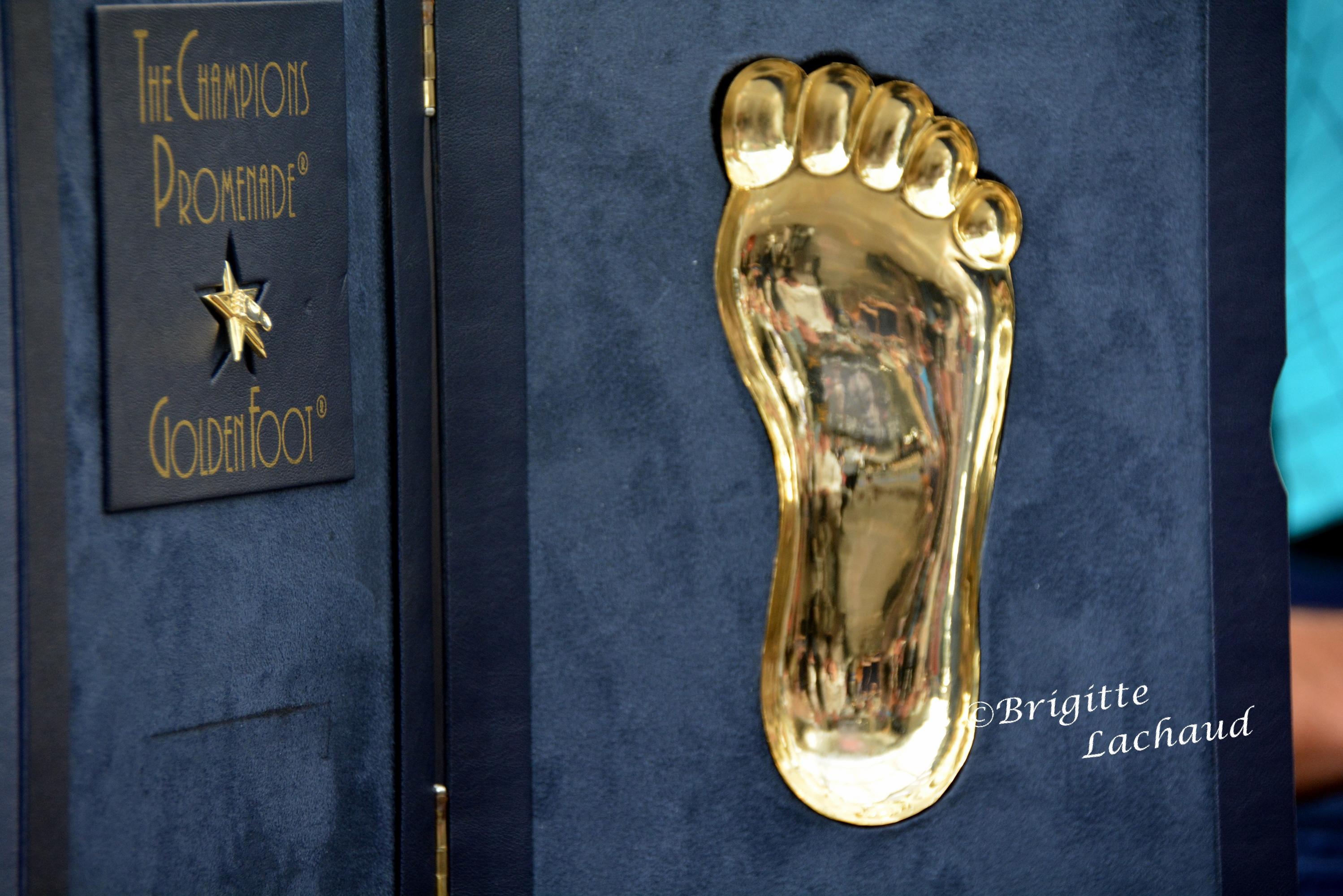 Golden foot Monaco 101014 BL 007
