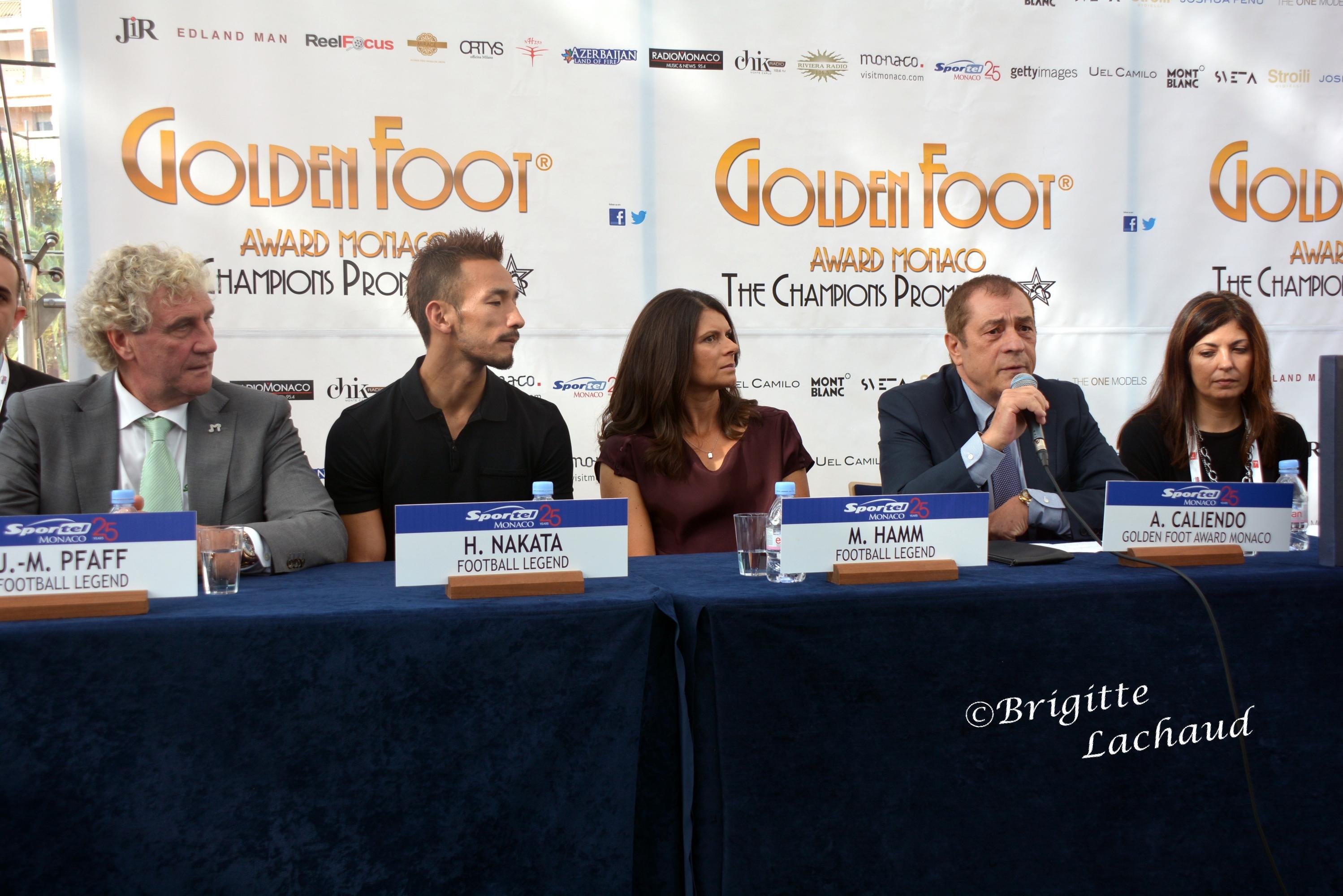 Golden foot Monaco 101014 BL 013