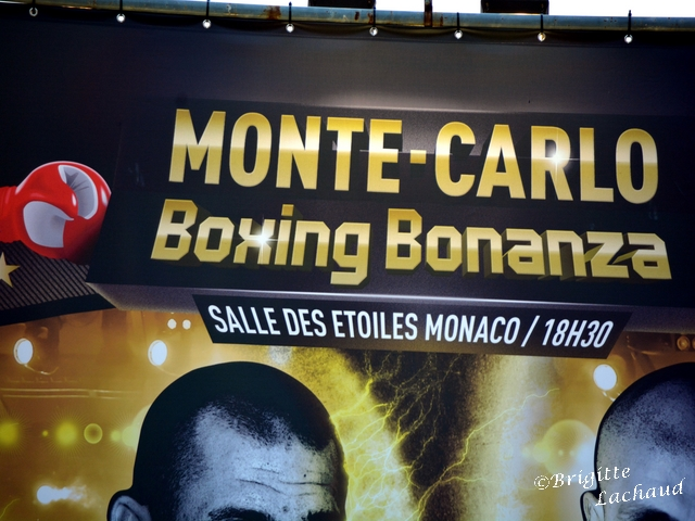 CHAMPIONNATS DU MONDE A MONTE-CARLO – GRAND TOURNOI DE BOXE A LA SALLE DES ETOILES