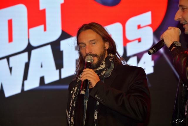 NRJ DJ AWARDS 2014 – PALMARES DES MEILLEURS DJ AU MICS A MONACO