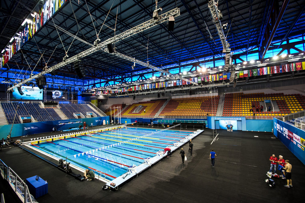 2014 12th FINA World Swimming Championships (25m) in Doha, Sports, Swimming