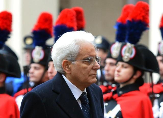 ITALIE – LE JUGE SERGIO MATTARELLA ÉLU PRÉSIDENT DE LA REPUBLIQUE