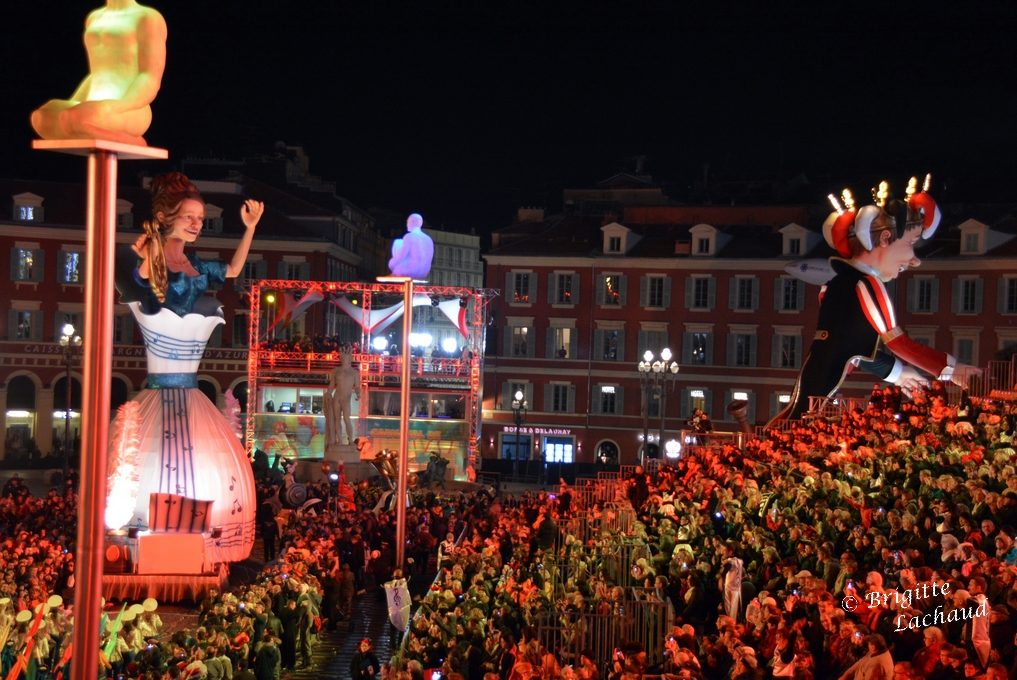 Carnaval nuit