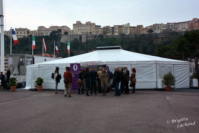Rallye des gazelles Monaco Ampa
