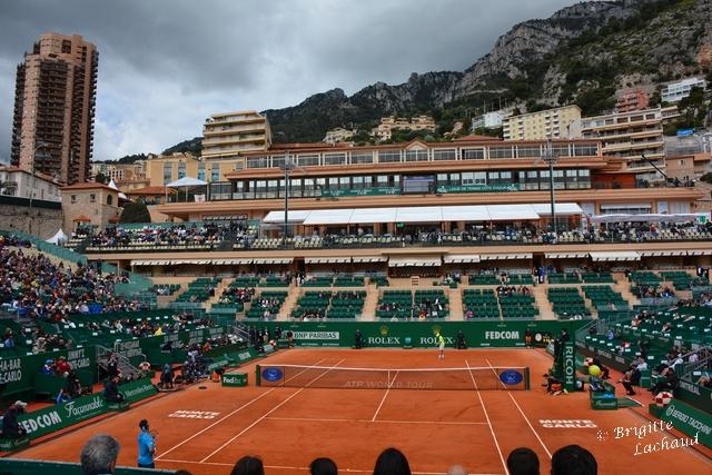 Tournoi tennis Monaco