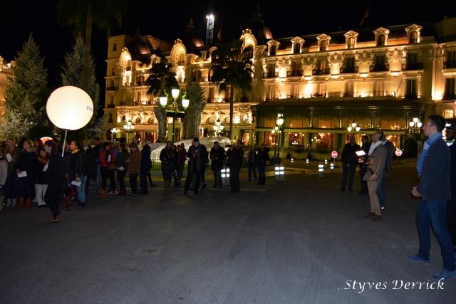 Styves Monaco peace et sport 2015