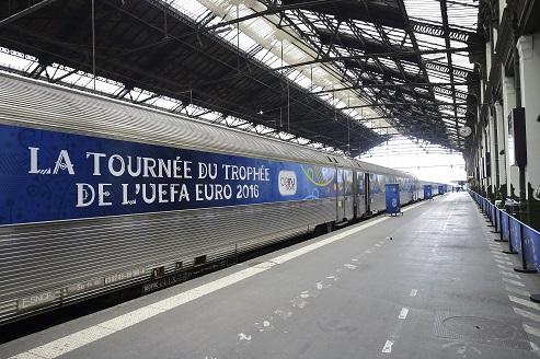 Trophy Tour a Paris
