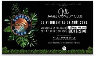 « LE JAMEL COMEDY CLUB » A LA MÉDIATHEQUE NOAILLES A CANNES 2020