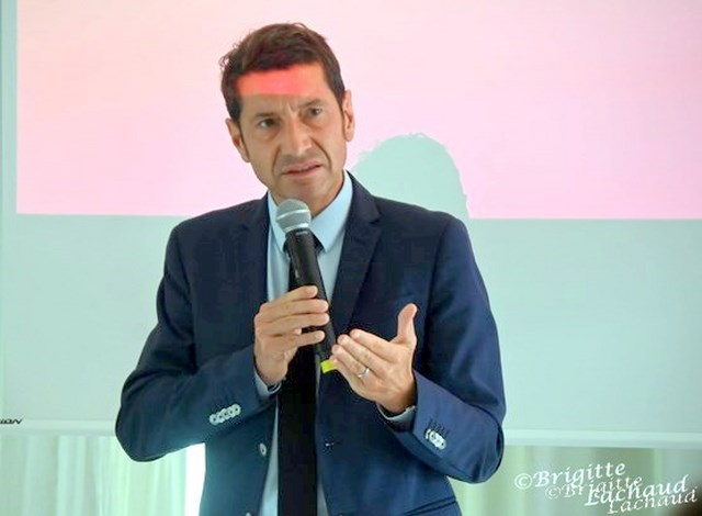 DAVID LISNARD MAIRE DE CANNES PREND LA PRÉSIDENCE DE FRANCE CONGRÉS ET ÉVÉNEMENTS