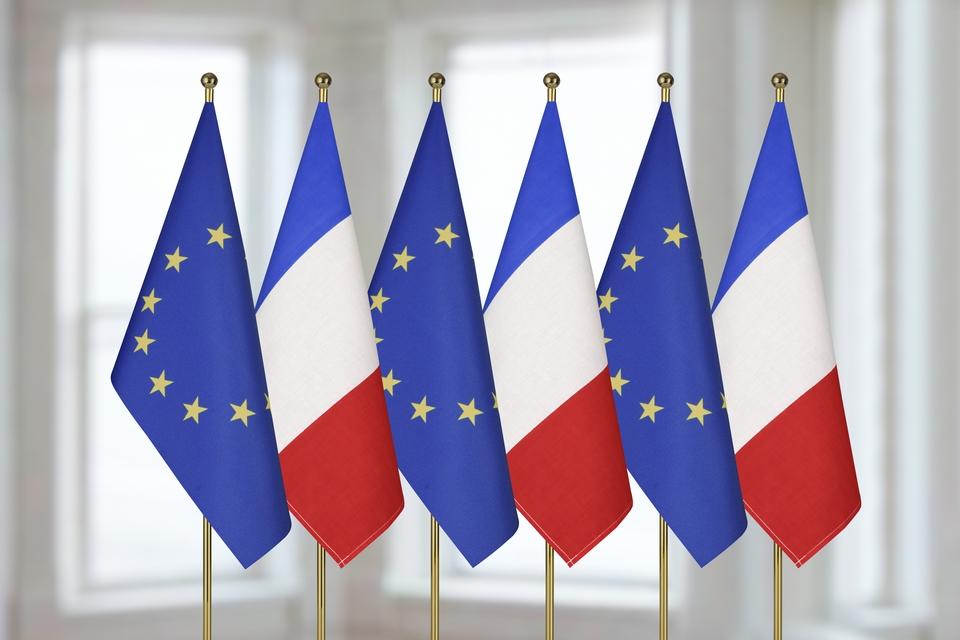 PRÉSIDENCE FRANÇAISE POUR L'UNION EUROPÉENNE